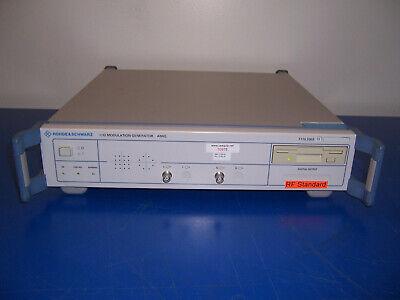 10978 Rohde Schwarz Amiq Iq Modulation Generator Opt Amiqk11 1110.2003k03