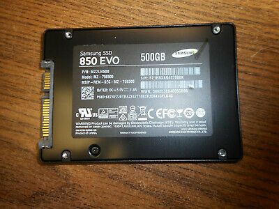 "Samsung 850 EVO 2.5"" 500GB Internal Solid State Drive  4"