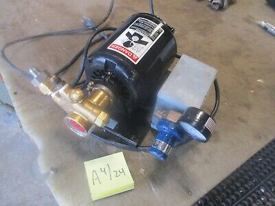 Used 13-hp Carbonator Pump Procon For Soda Fountain Md Series Free Shipping