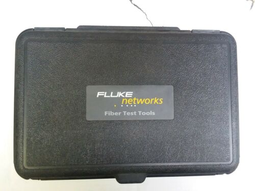 FLUKE DSP-FTK FIBER OPTIC TEST KIT                                          #171