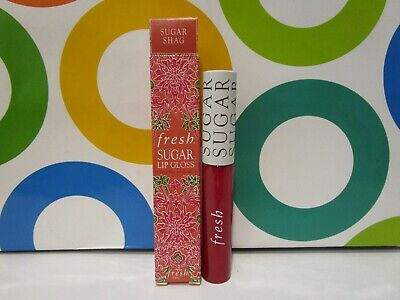 FRESH ~ SUGAR LIP GLOSS ~ SUGAR SHAG ~ 0.3 OZ BOXED - Fresh Sugar Lip Gloss