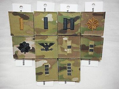 MULTICAM SCORPION OCP UNIFORM OFFICER RANK WITH FASTENER](Policeman Uniform)