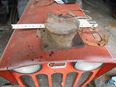 Farmall  Regular Tractor Ih Oil Fill Cap And Casting With Screen...