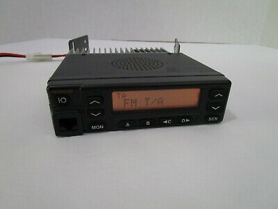 Kenwood Tk-880-1 Ver2 Uhf Mobile 25w 250ch 450-490 Mhz Business Gmrs Ps Wbrkt