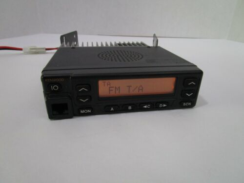 Kenwood TK-880-1 ver2 UHF mobile 25W 250CH 450-490 MHz Business Gmrs PS w/brkt