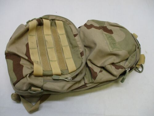 DESERT CAMO CAMELBAK SMALL PACK MULE (NO BLADDER) M.U.L.E. (USED)