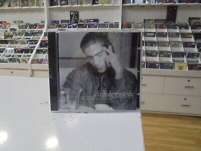 ALEJANDRO FERNANDEZ CD SPANISH ME ESTOY ENAMORANDO 1997