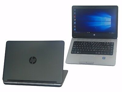 HP ProBook 645 G1 Laptop AMD A8 Quad Core 1.90GHz 4GB Ram 128GB SSD