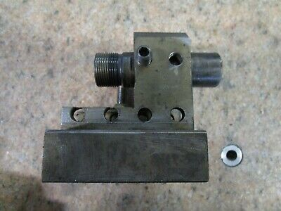 W1428 Tool Holder Block For Nakamura Tw-10 Cnc Lathe