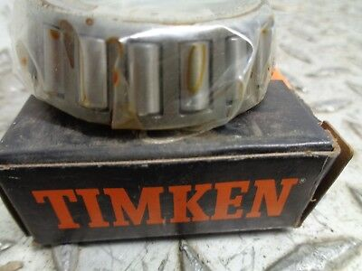 Timken Tapered Roller Bearings Lm67048 Lot Of 3