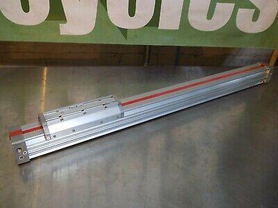 Norgren Externally Guided Rodless Cylinder 40mm Bore 30 Stroke 14 Npt Port
