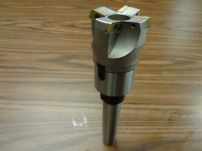 2 75 Degree Indexable Face Shell Mill Cutter Mt3 Arborapkt 506-75ap-20