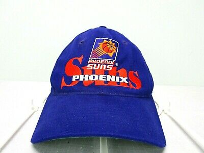 VTG 80s 1984 Phoenix Suns NBA Basketball LE Numbered SnapBack Hat The Game