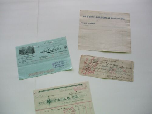 1885-1920 (6) Alaska,California,Pa,Nevada Copper,Gold Mining documents,PICS lot