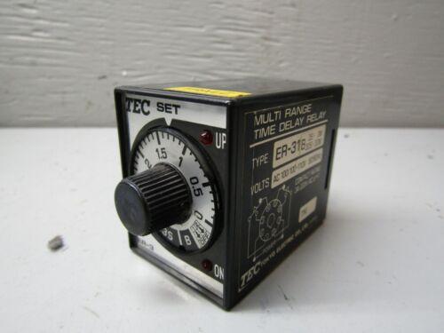 TEC Tokyo Electric ER31B Timer