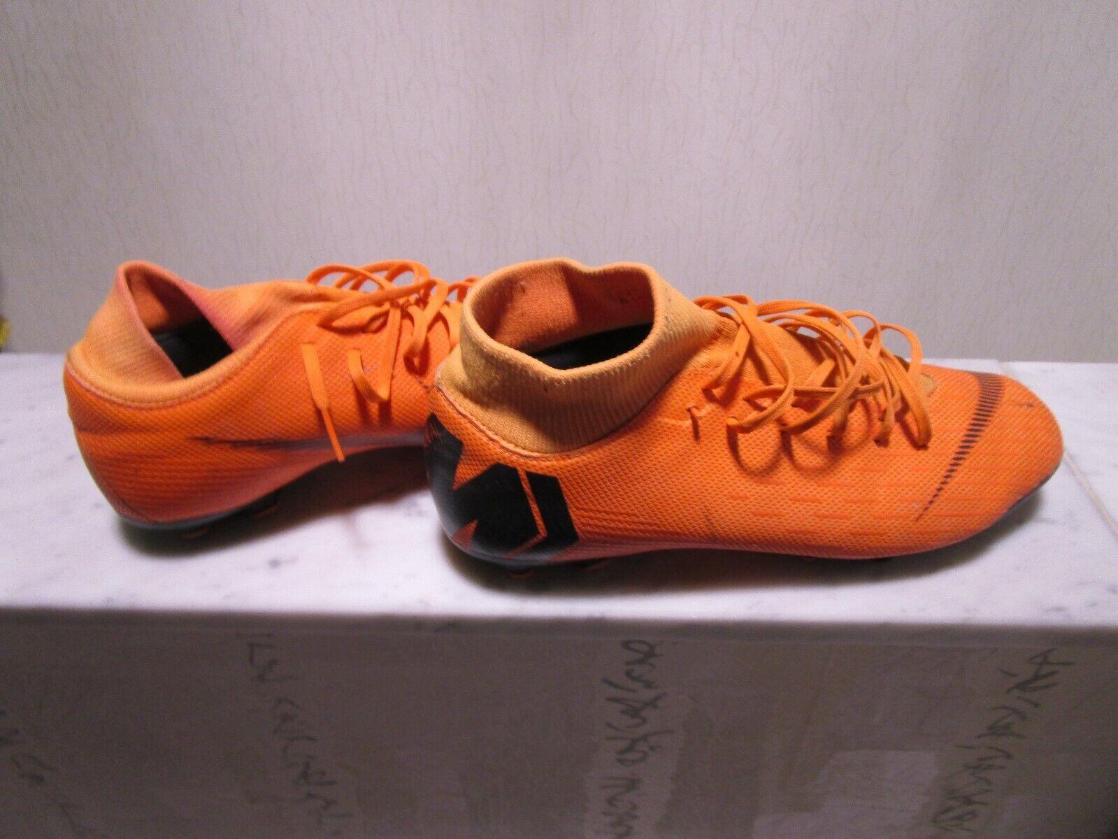 Herren Fussballschuhe NIKE Mercurial orange Gr 42