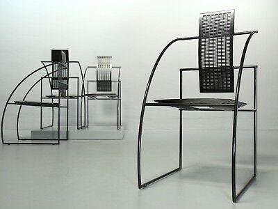 1 (von 8) Quinta Stuhl von Mario Botta für Alias 1985 vintage chair Stühle