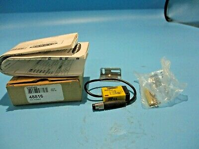 New Banner Qh23sn6rq  Photoelectric Receiver Pn 48816