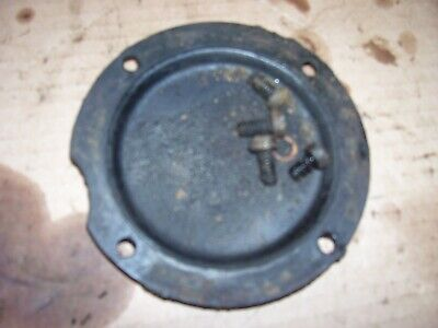 Vintage Oliver 77 Diesel Tractor - Injection Pump Gear Cover - 1951