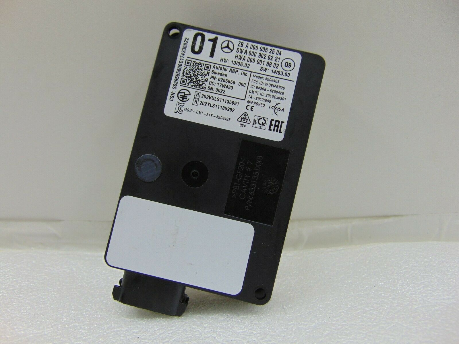 JUMPER-H9992TR//1853OR//H9992TR10 H4BBT-10110-A6 Pack of 100