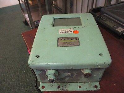 Foxboro Ultrasonic Oscillator Flowmetera2040us 40vac Used