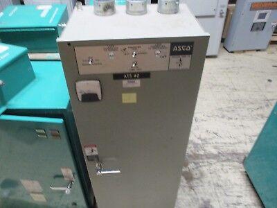 Asco Automatic Transfer Switch E940340097xc 400a 480y227v Used