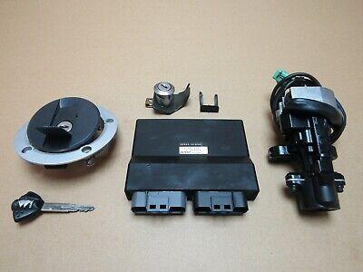 Suzuki GSXR 1000 K6 2006 38,474 miles ECU ignition lockset (4470)