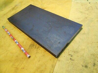 A-36 Steel Flat Bar Stock Tool Die Machine Shop Plate 58 X 5 X 10 18 Oal