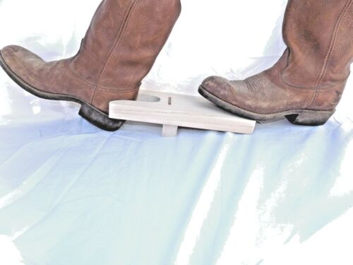 wood boot jack