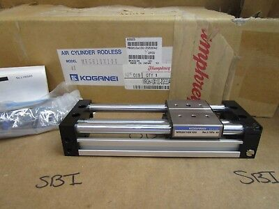 Koganei Humphrey Rodless Air Cylinder Mrgh10x100 Mrgh-10x100-zg530a2 New