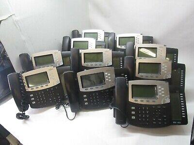 Qty-10 Digium D70 Switchvox Asterisk 6-line Voip Sip Ip Phone T13-ew