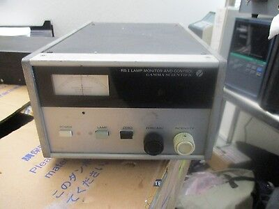 Gamma Scientific Model Rs-1 Lamp Monitor And Control