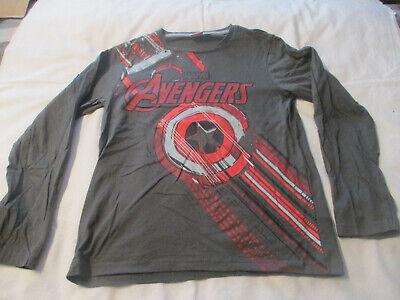 Marvel Avengers Captain America Longsleeve Langarmshirt Gr. 152 TOP