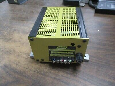Acopian Regulated Power Supply B5g400 Used