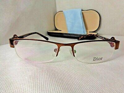 New Dior Glasses (NEW DIOR CD9353 WOMEN'S FRAMES EYE GLASSES EYE WEAR 51-17-135 BURGUNDY)