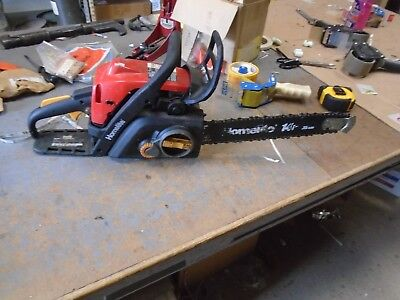 Homelite  MT-10540a chainsaw with 14