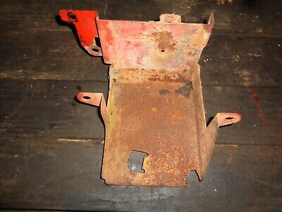 Ford Tractor 600-601-641-801-841-861 Engine Battery Box