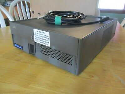 Ibm Surepos 4800-743 Point Of Sale 700 Terminal Celeron 440 2 Ghz W Power Cable