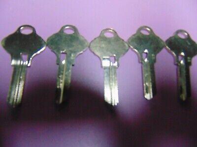 5 Keys  Everest Schlage S134 Keys Uncut  Locksmith