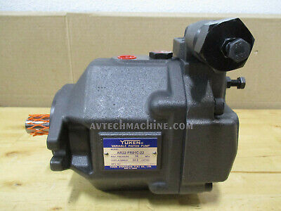 Yuken Hydraulic Piston Pump Ar22-fr01c-22