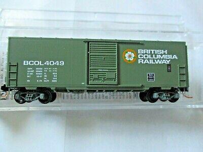 N Scale MTL Micro Trains 94080 MRL Montana Rail Link 3-Bay Covered Hopper #51033