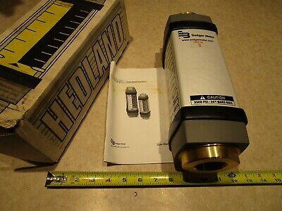 Hedland H855b-150 Flow Meter 1-12 Npt 3500psi241 Bars Max