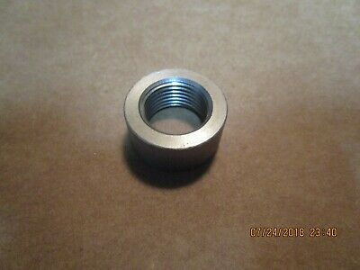 Hobart 403 Tenderizer Front Shaft Lock Nut Oem00-292098 Left Hand Thread