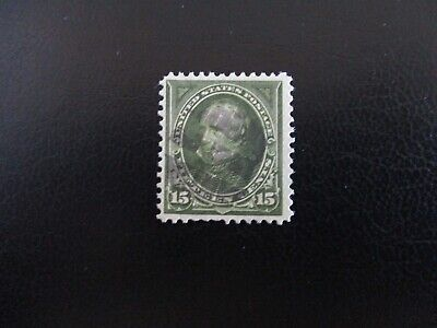 US #284 Used (F7B6) I Combine Shipping!