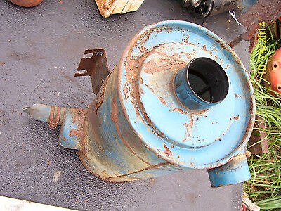 Vintage Ford 3000 Tractor -air Cleaner Housing- 1966
