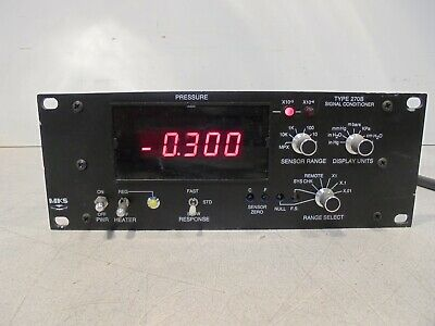 Mks 270b Signal Conditioner