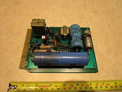 Fmc Ionic Flame Monitor Ii C-20-0-0068 Invalco