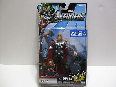 MARVEL LEGENDS  AVENGERS MOVIE SERIES  THOR   WAL-MART EXCLUSIVE