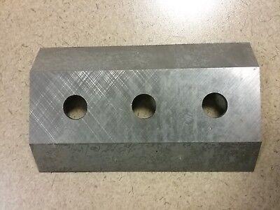 Simonds Brush Chipper Knives 5 X 3 X 12 Used On Dosko 13-16t-13h 2963000