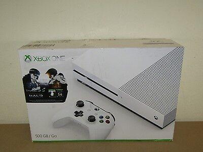 Xbox One S Halo Collection Bundle  500Gb